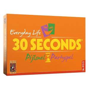 999 games 30 seconds everyday life hoge korting @kruidvat