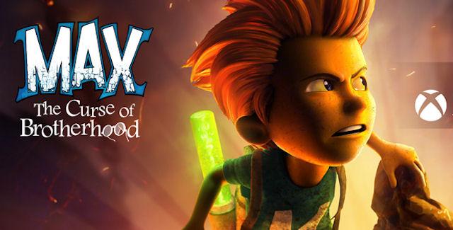 Max: The Curse of Brotherhood (Xbox One) downloadcode voor €1,07 @ CDKeys