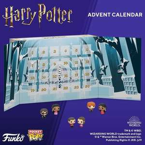 Funkopop Harry Potter advent