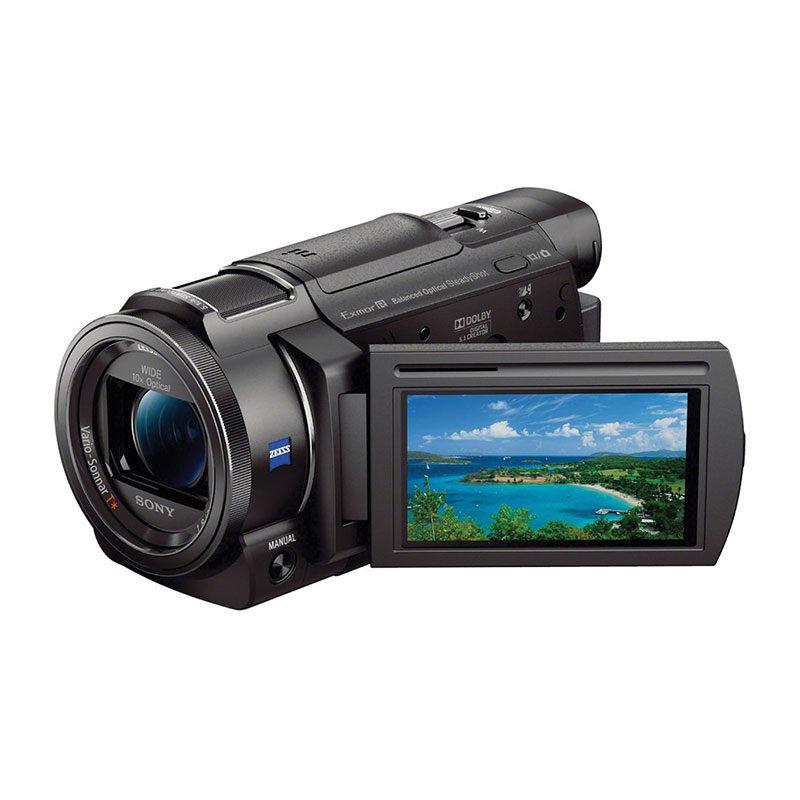 Sony FDR-AX33 4K Ultra HD Handycam Amazon.uk