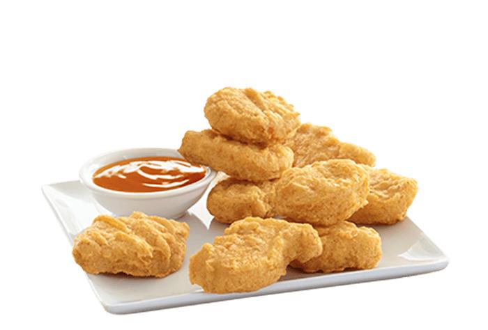 9 Chicken McNuggets voor €1,75 - McDonald's Cadeau Kalender