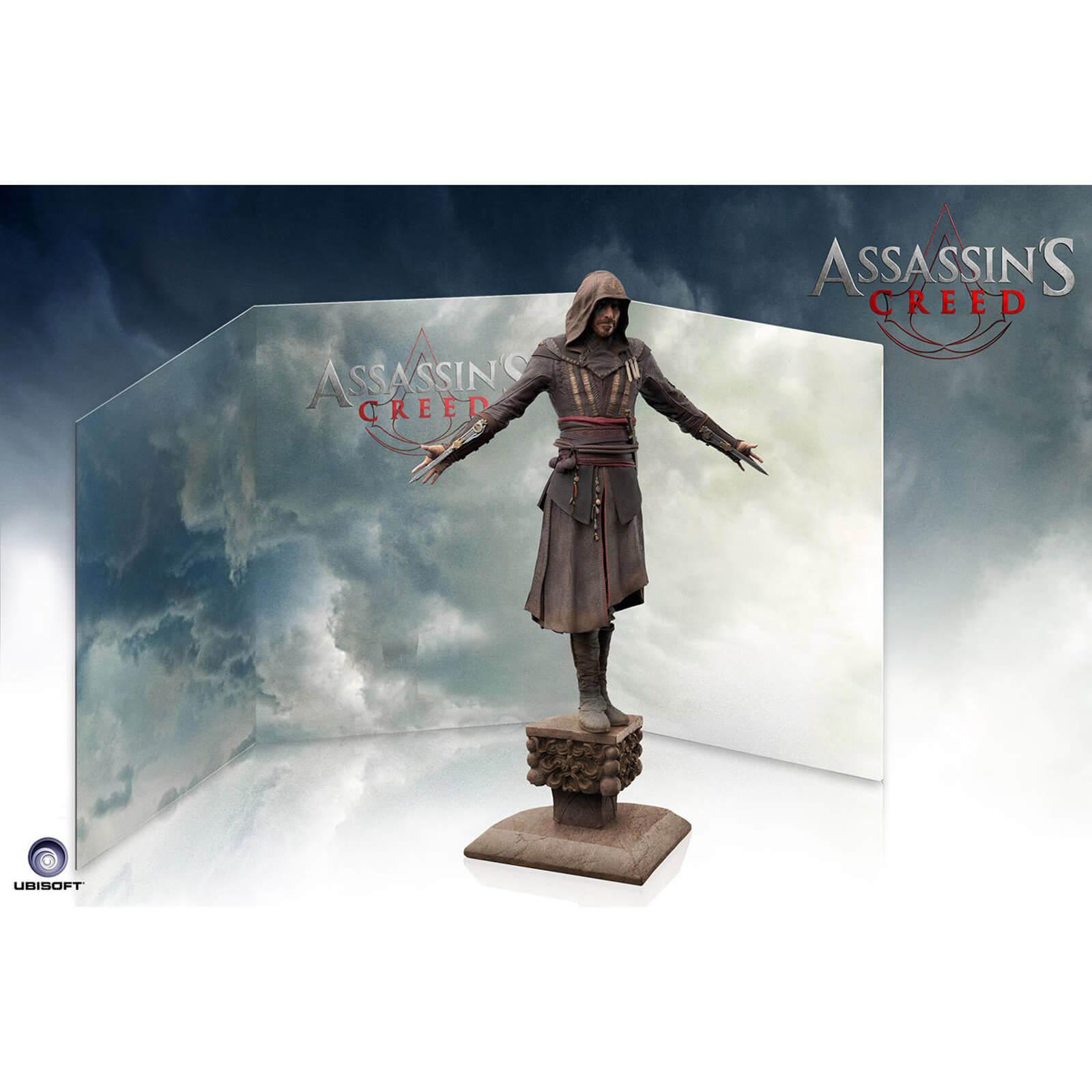 Assassin's Creed 35,5cm figure met 3 litho's