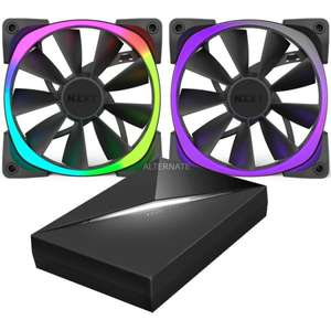 NZXT Aer RGB140 Starter Pack