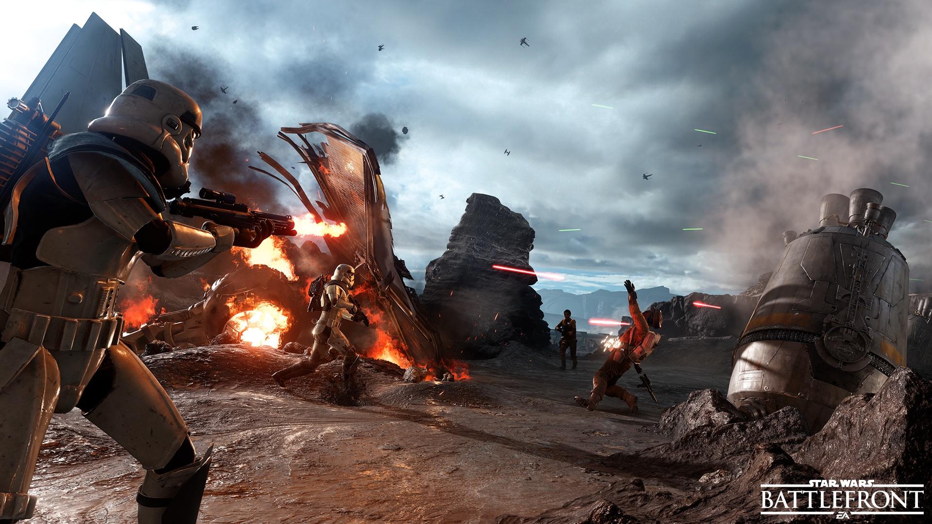 Gratis Star Wars™ Battlefront Beta vanaf 8 oktober @ EA