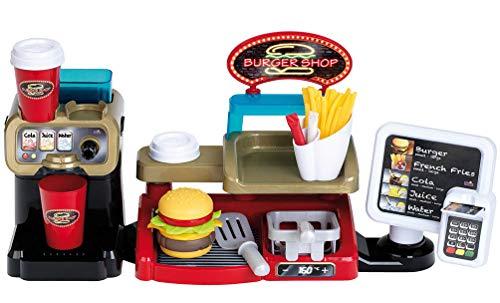 Theo Klein Burgershop met accessoires voor €16,93 @ Amazon.de