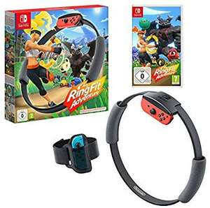 Ring Fit Adventure, Switch @Amazon.de