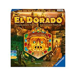 [Nu €16,18] Ravensburger spel The Quest for El Dorado DU/ENG €24,64 @ amazon.de