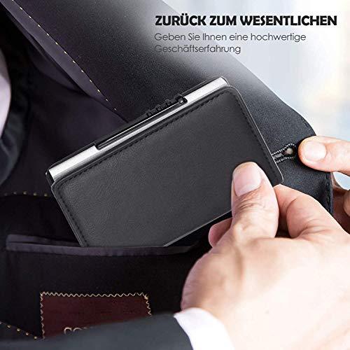 Kaarthouder van PU Leather van Chinese Seller via Amazon.de