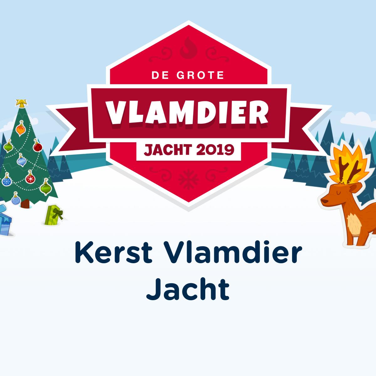 De Grote Vlamdier Jacht 2019 - win vlamtastische prijzen!