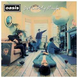 Oasis - Definitely Maybe (Remastered) (Deluxe Version) voor €4,99 @Google Play Music