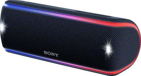 Sony SRS-XB31 - Bluetooth speaker - Zwart @ Bol.com
