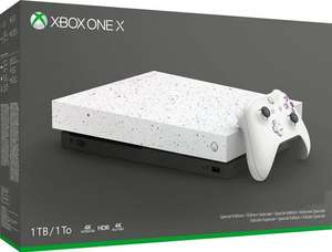 [Grensdeal] Xbox One X 1TB Hyperspace Special Edition + 3mnd Game Pass Ultimate