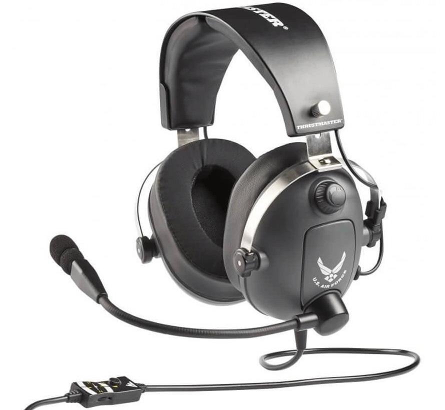 Thrustmaster T.Flight U.S. Air Force Edition Gaming Headset voor €59 @ Flightsimwebshop.com