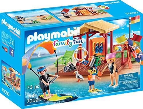 Playmobil Watersportschool (70090) @Amazon.de