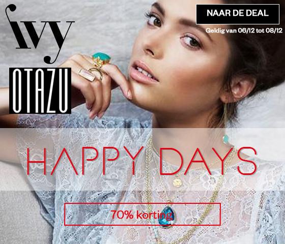 Otazu & Ivy Jewellery -70% @ Maison Lab