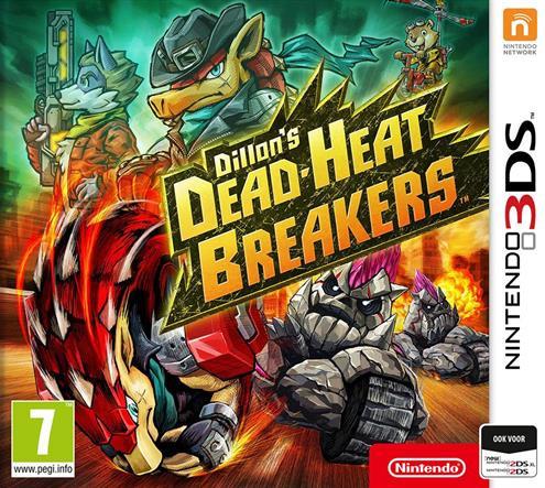 Dillon's Dead-Heat Breakers (3DS)