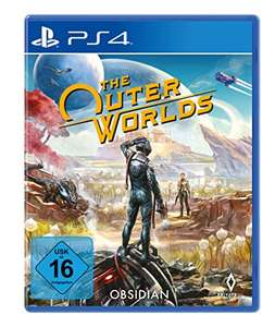 The outer worlds - ps4 Amazon.de