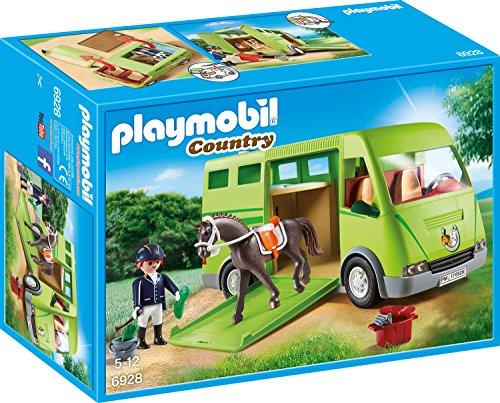 Playmobil Paardenvrachtwagen (6928) @Amazon.de