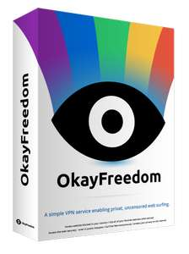 Gratis OkayFreedom VPN via chip.de