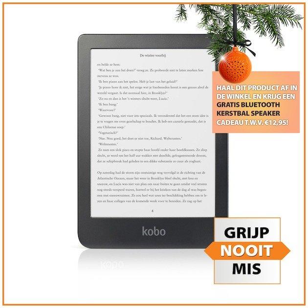 Kobo Clara HD e-reader @ Expert