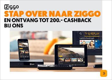 200 euro MediaMarkt tegoedkaart voor nieuwe Ziggo abonnees