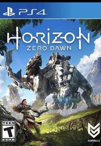 Horizon Zero Dawn Complete Edition (PS4 Digital Code US) voor 3,99 euro