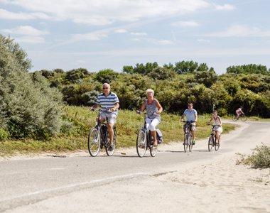Gratis compleet verzorgde midweek (9 tot 13-12) door RCN voor ouderen die het keihard verdienen (park in Ouddorp)