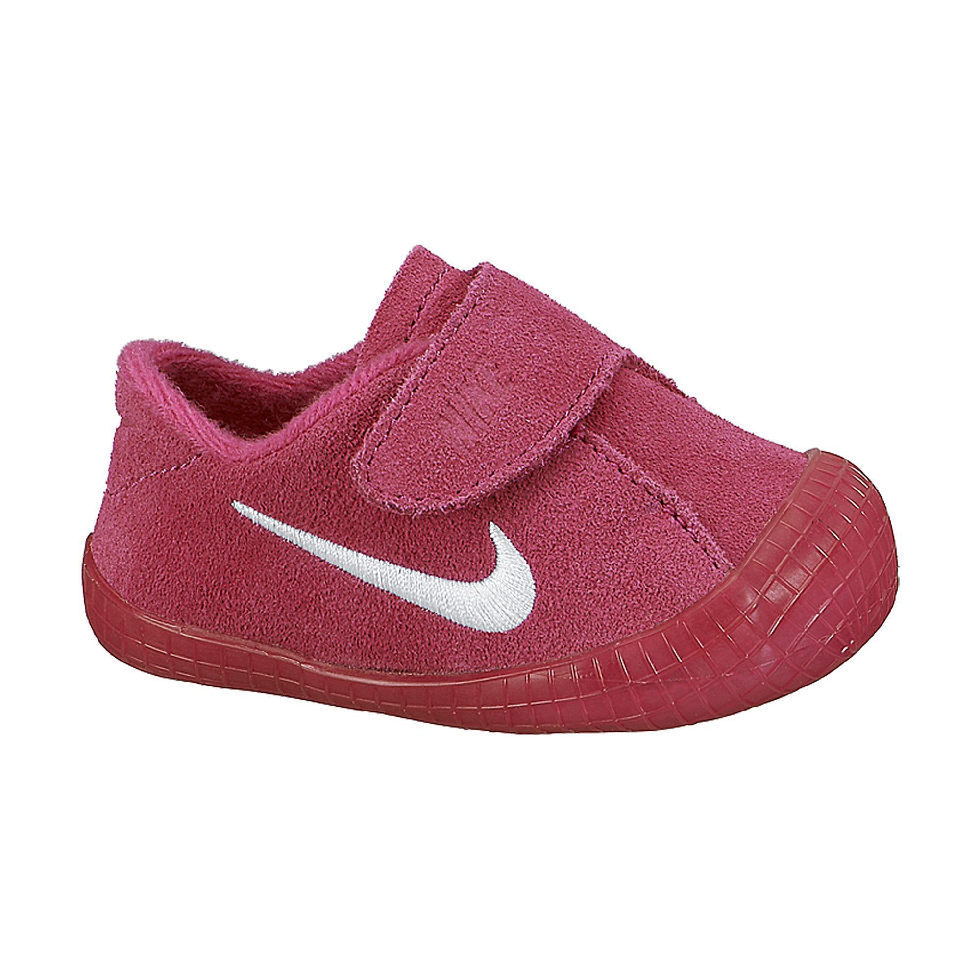 Nike Waffle babyschoenen (roze of blauw) voor €16,87 @ Aktiesport