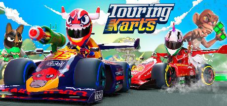 Gratis Touring Karts als je 3 races op een rij wint @ Steam
