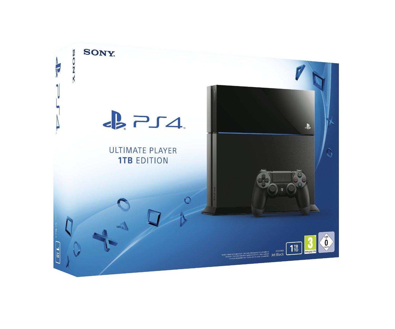 PlayStation 4 1TB Ultimate Player Edition voor €304,02 @ Amazon.de
