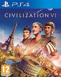 Civilization VI (6) [PS4] @Gamemania