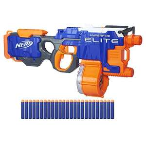 NERF N-Strike Elite Hyper Fire Blaster