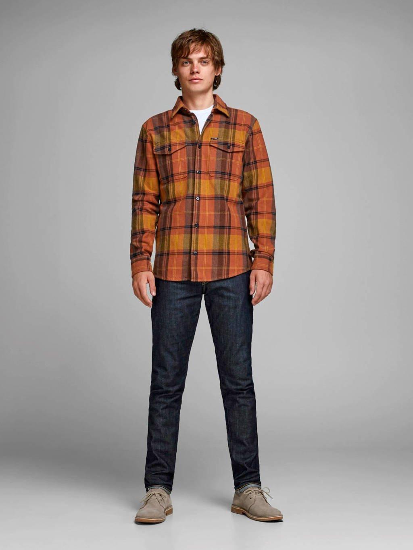 JACK & JONES Premium overhemd @ Wehkamp