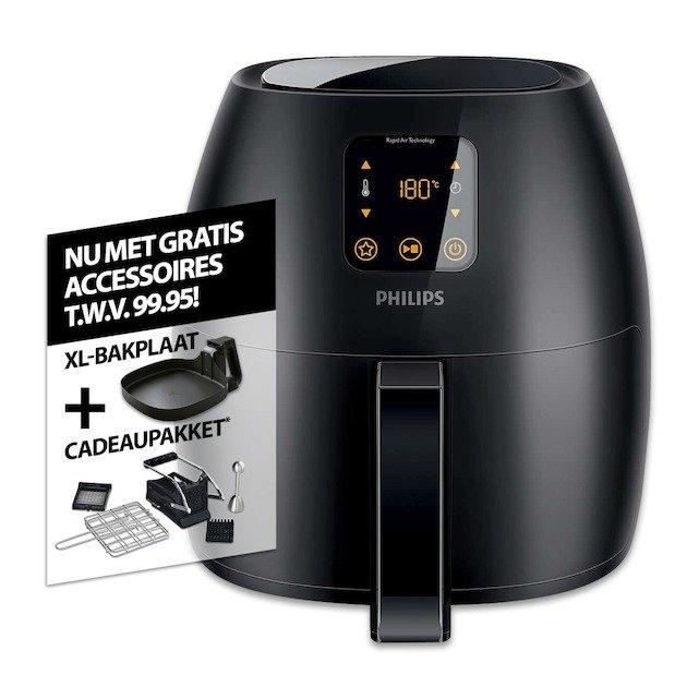 Philips HD9247/90 Airfryer XL inc bakplaat en cadeaupakket voor €159,20 @ Expert