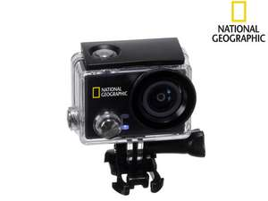 National Geographic 4K Action Camera @ iBOOD