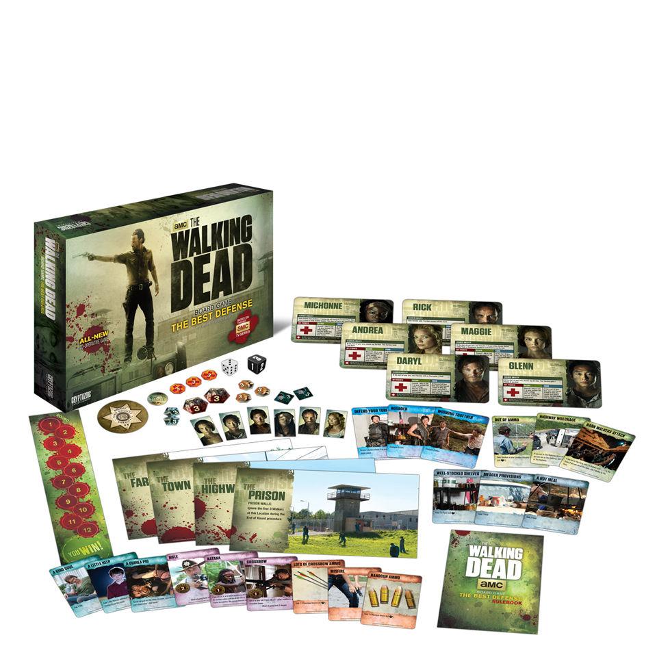 Spel The Walking Dead 2: The Best Defense (co-op spel) €11,99 @ zavvi