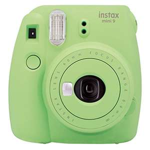 Fujifilm Instax Mini 9 groen @Amazon.de