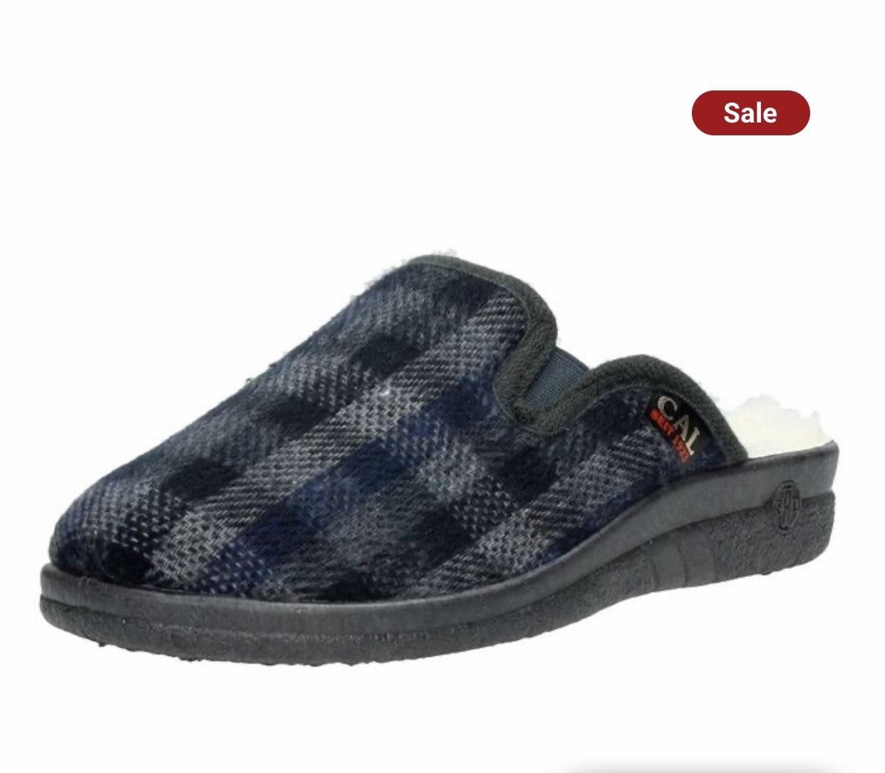 Heren pantoffels maat 41-44 Schuurman Schoenen