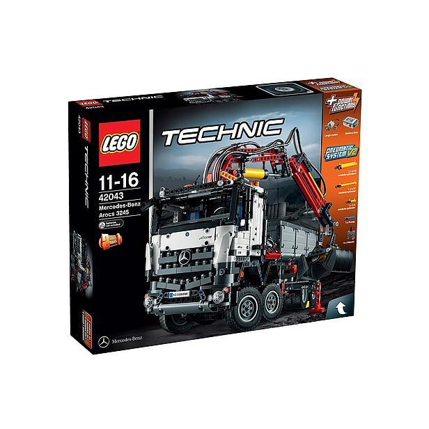 LEGO 42043 Mercedes Arocs 149,95 @ wehkamp