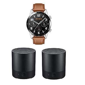 Dag deal HUAWEI Watch + 2x MiniSpeaker Amazon.de