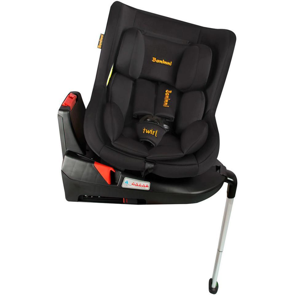 Baninni Twirl 360° Isofix Autostoel - Zwart