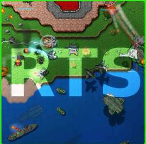 Rusted Warfare (RTS game) voor Android