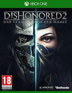 Dishonored 2 (Xbox One) @ Amazon.de