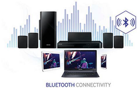 Samsung HT-H5200 Home Cinema set voor € 179,94@ Scheer en Foppe