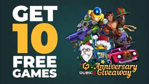 10 Nintendo Switch games gratis (download) @ QubicGames