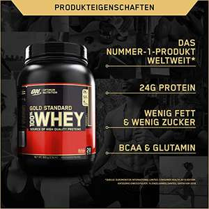 Optimum Nutrition Gold Standard whey eiwitpoeder