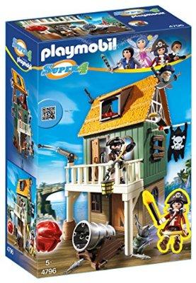 Geheime piratenvesting met Ruby Red Playmobil (4796) voor €34,95 @ amazon de