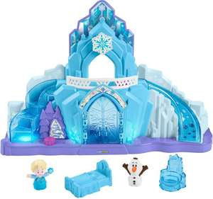 Fisher-Price Disney Frozen Elsa's Ijspaleis - Speelfigurenset €38,99 @ bol.com
