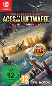 (Switch) Aces of the Luftwaffe - Squadron Edition