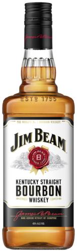 Jim Beam White 70CL + Gepersonaliseerd Etiket @ Gall & Gall